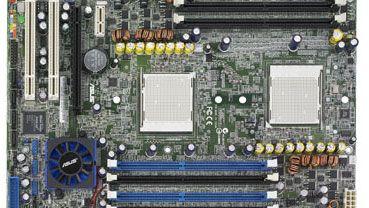 Asus med nForce4 Pro-kort