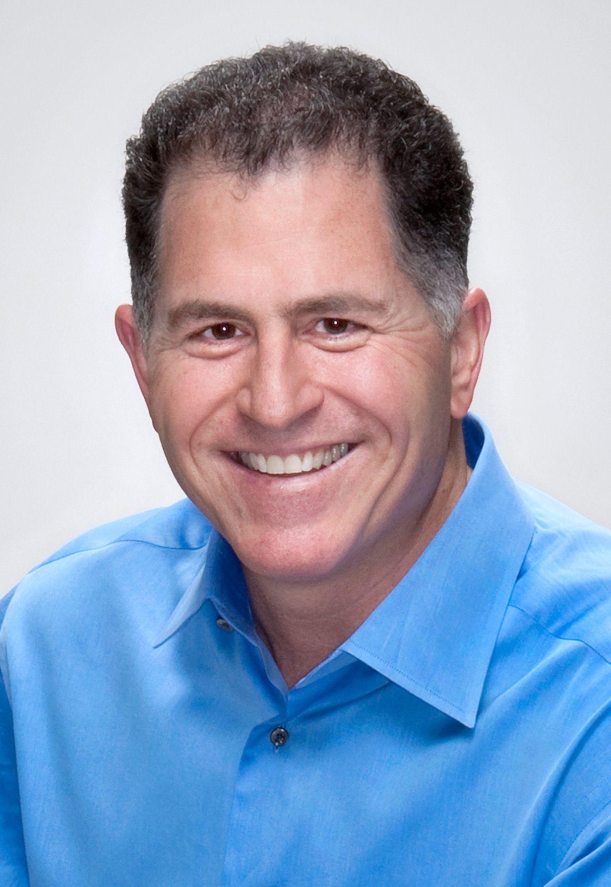 Michael Dell ønsket seg selskapet tilbake – og fikk det til slutt.Foto: Dell