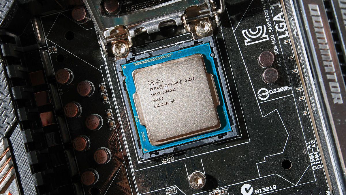 Hvor mye mindre CPU får du med en Pentium til 400 kroner kontra en Core i7 til 4000 kroner?