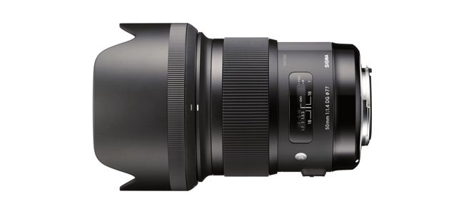 Sigma Art 50 mm f/1.4 DG HSM.Foto: Sigma