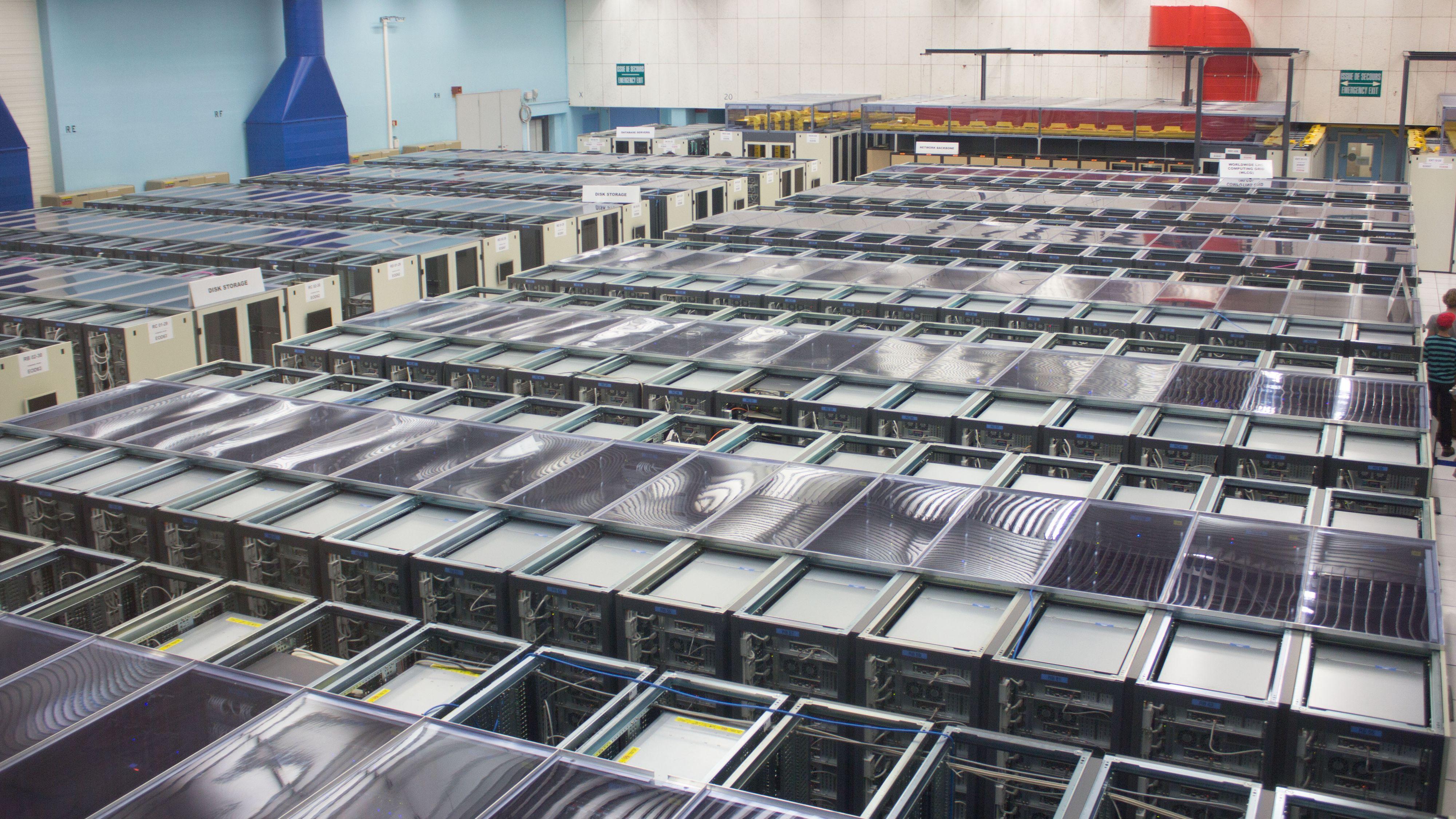 Slik håndterer man 100 millioner gigabyte data