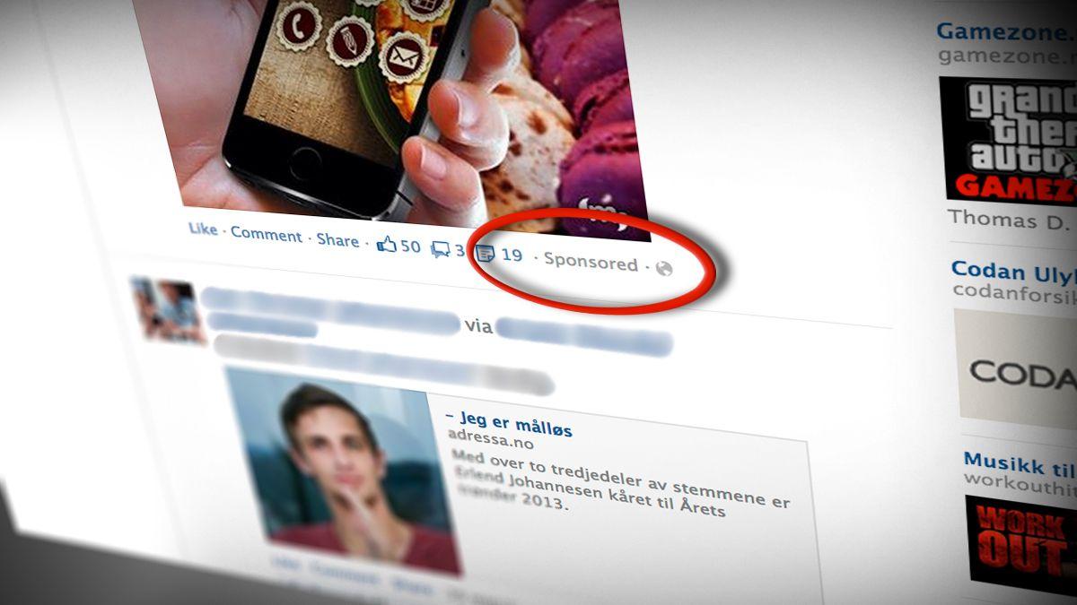 Er du lei av disse på Facebook?