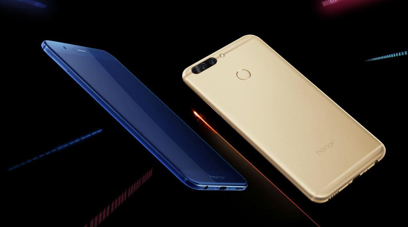 Huawei Honor 8 Pro.