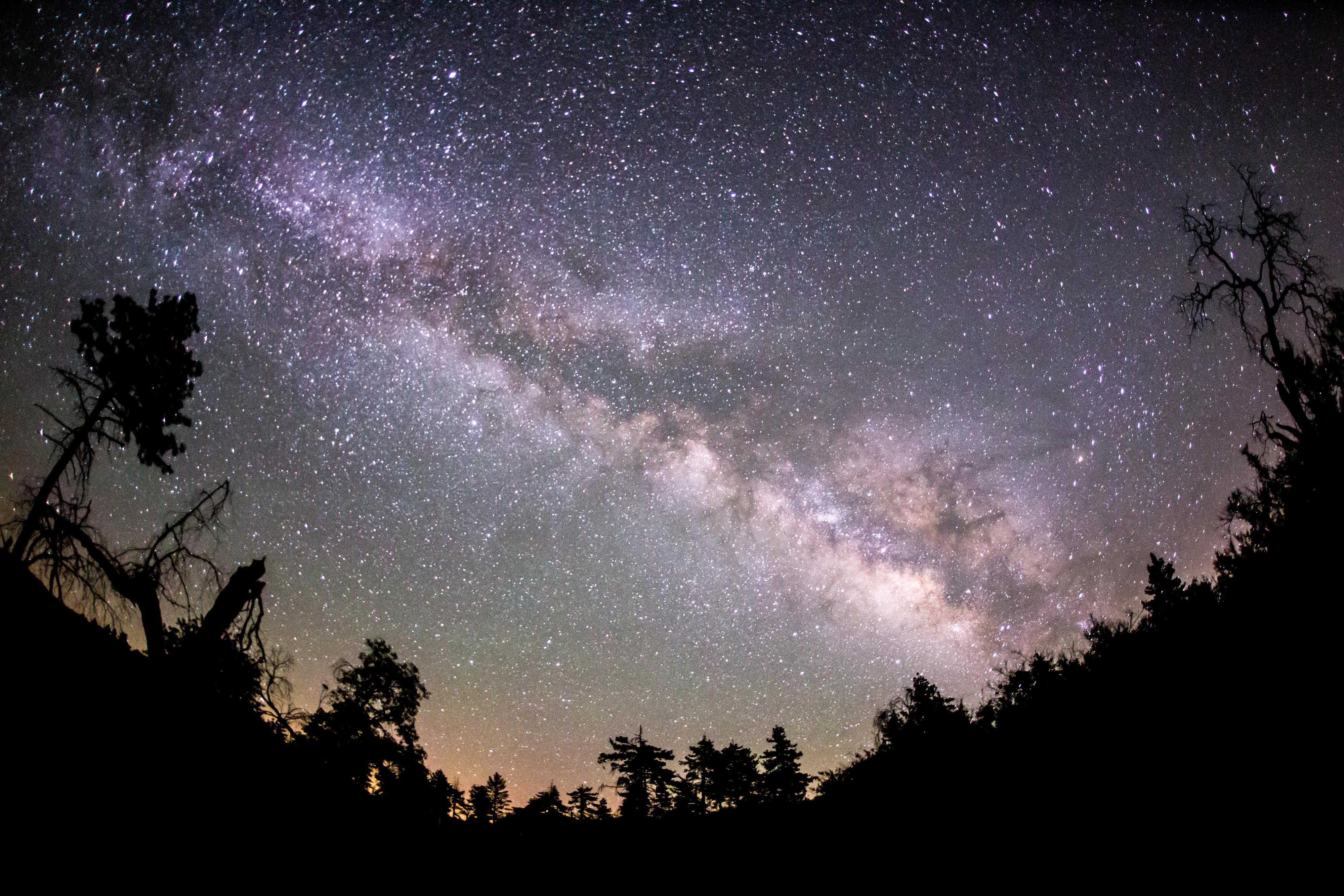 Ditt galaktiske nabolag: Melkeveien. Foto: Shutterstock