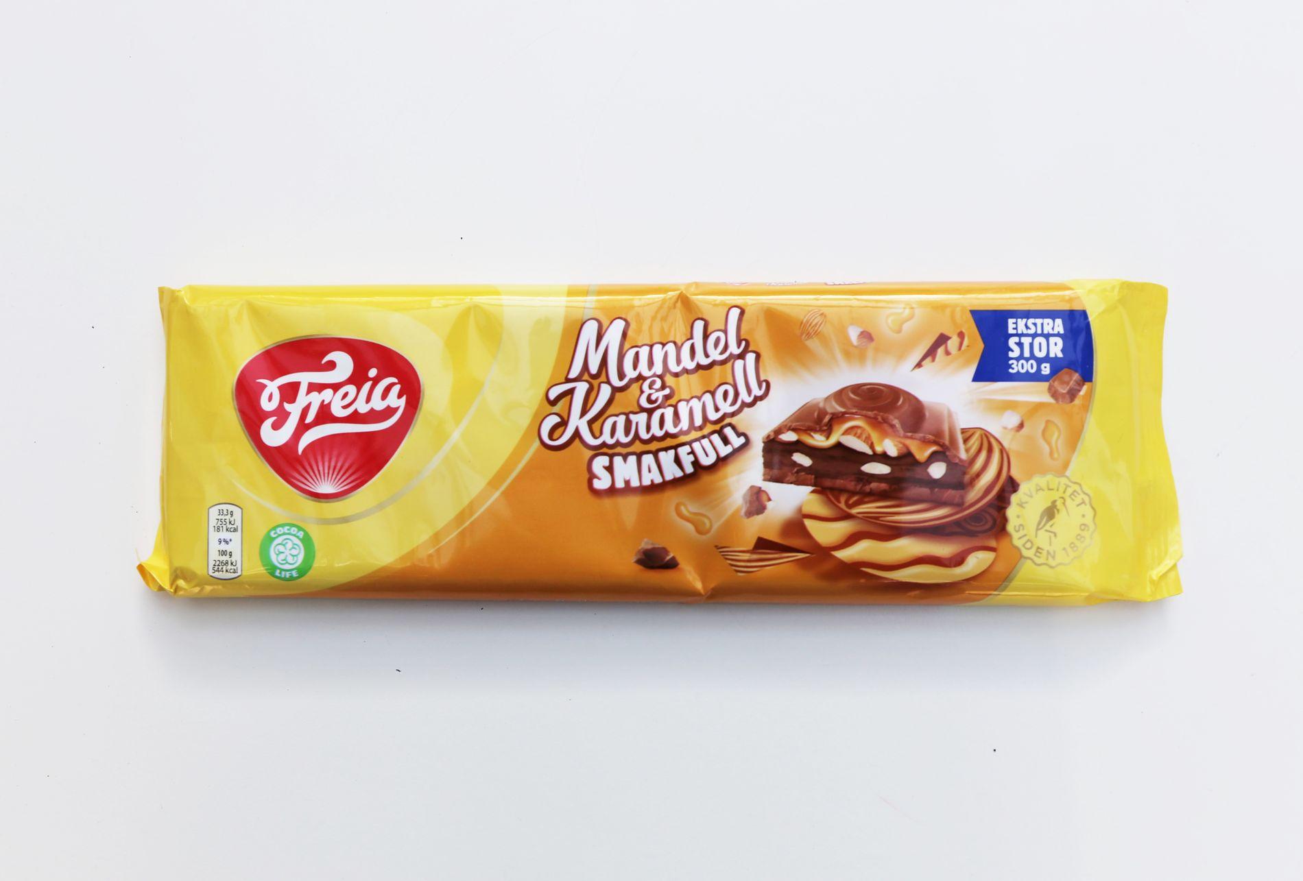 Test Av Sjokoladenyheter Denne Slakter Jeg Godt No