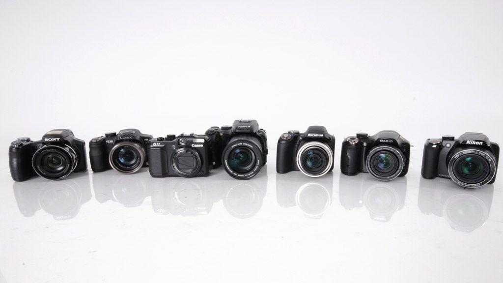 Stortest av kameraer