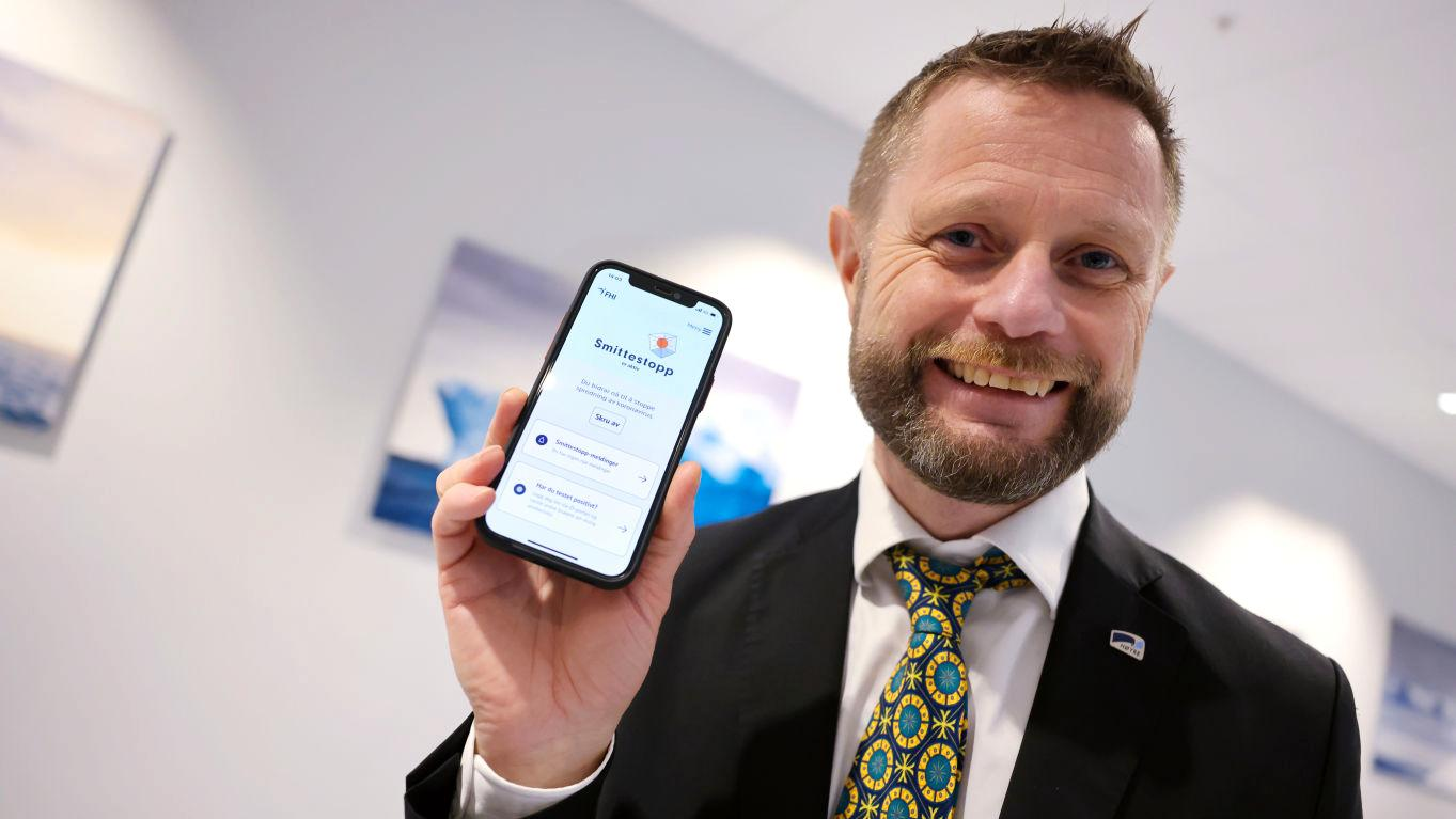 Nesten 160.000 har lastet ned Smittestopp-appen