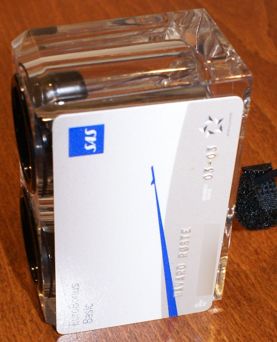 Crystal USB er kompakte saker!