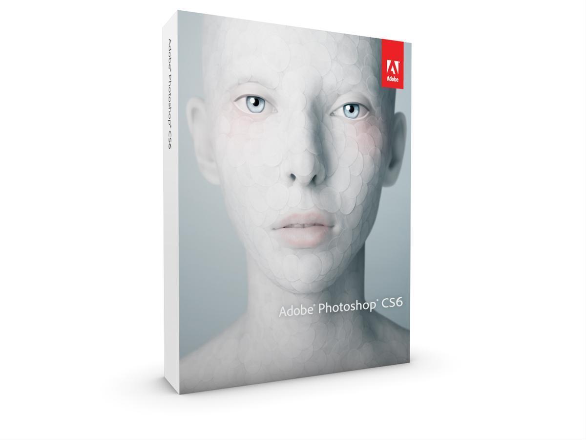 CS6 Photoshop Windows.Foto: Adobe