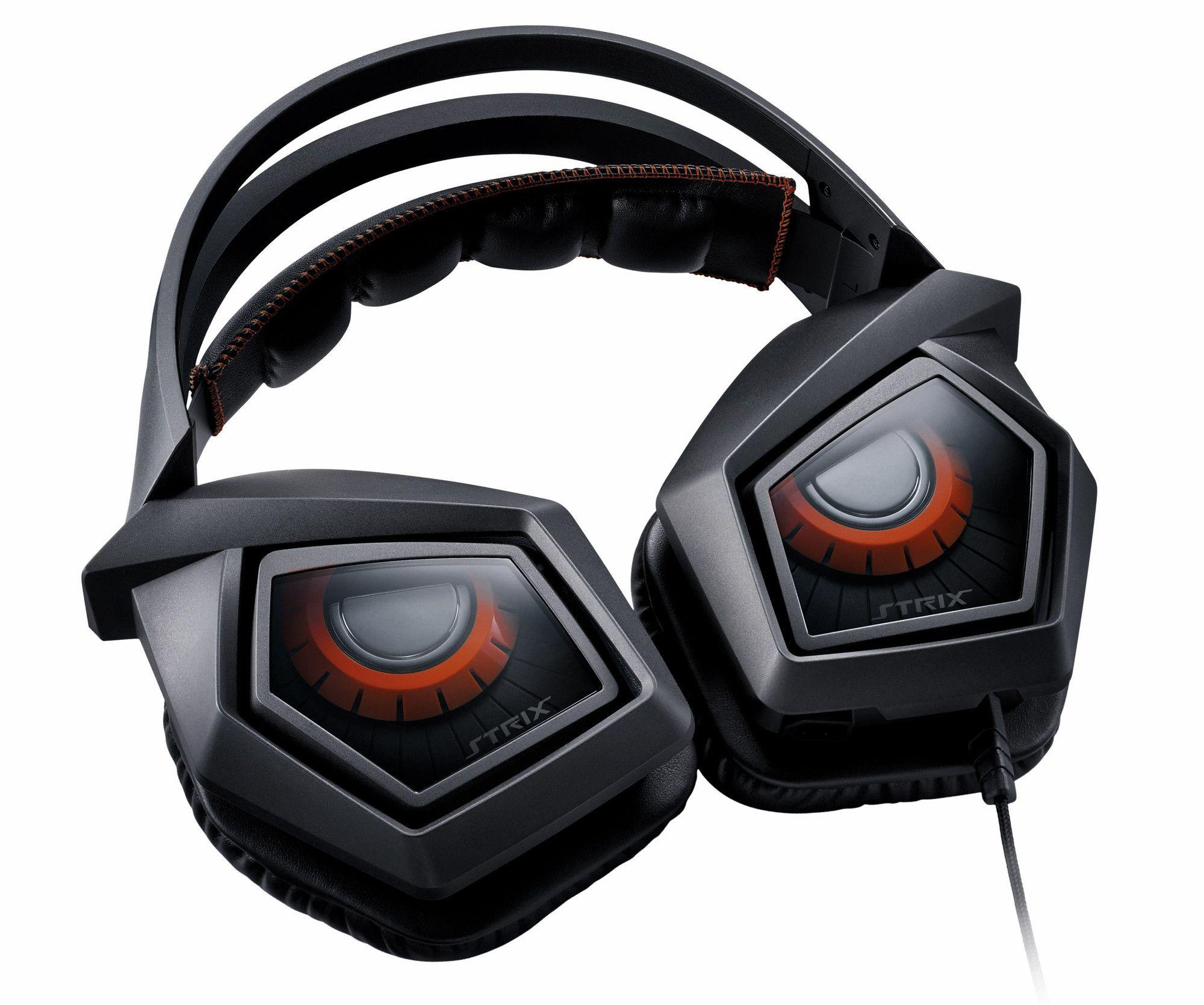 Strix Pro Gaming Headset.Foto: Asus