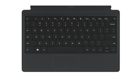 Det nye PowerCover skal by på en saftig oppgradering av batteritiden i Surface Pro 2.Foto: Microsoft
