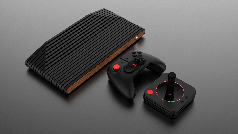 Nå kan du forhåndsbestille Ataris smekre konsoll