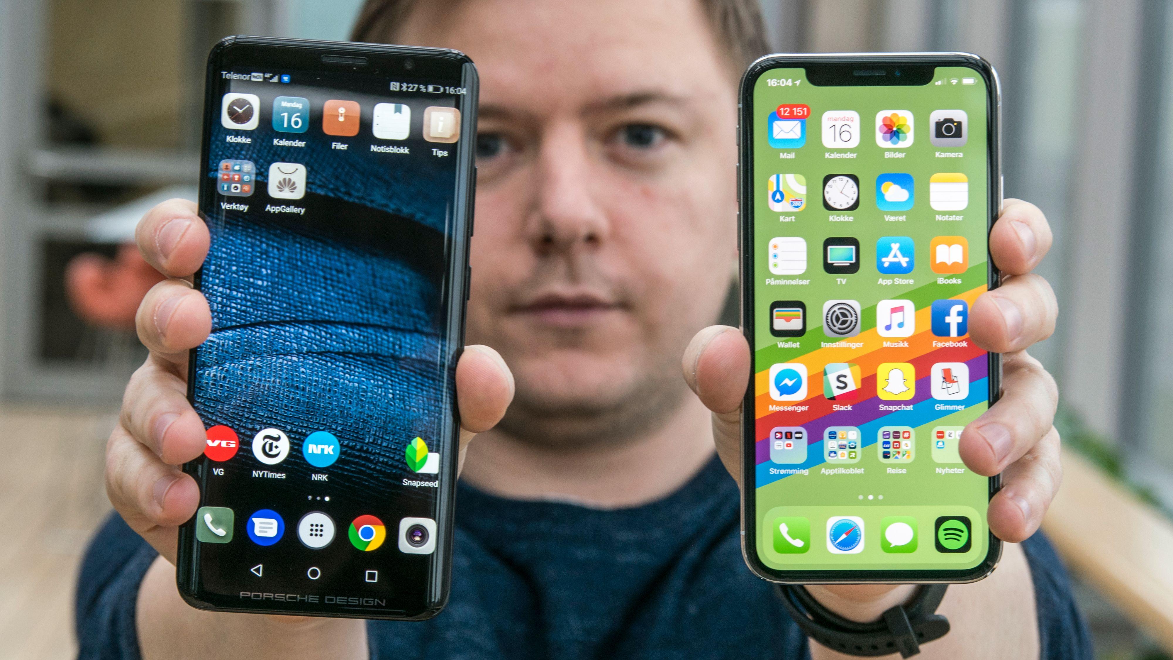 Hils på den dyreste vanlige mobiltelefonen du kan kjøpe