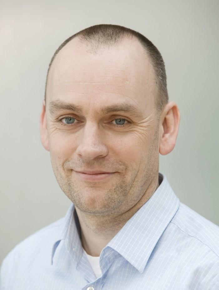 Bjorn Ivar Moen i Telenor.Foto: Telenor