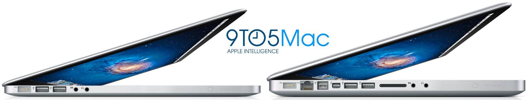 Den nye modellen skal bli slankere. Bilde: Modell laget av 9to5mac.com