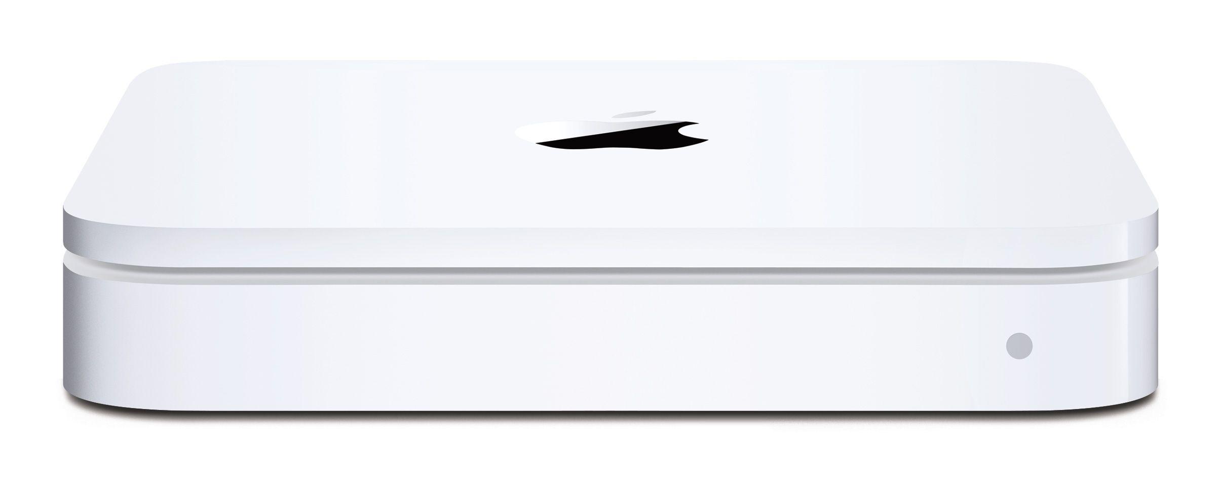 Apple tilbakekaller Time Capsule