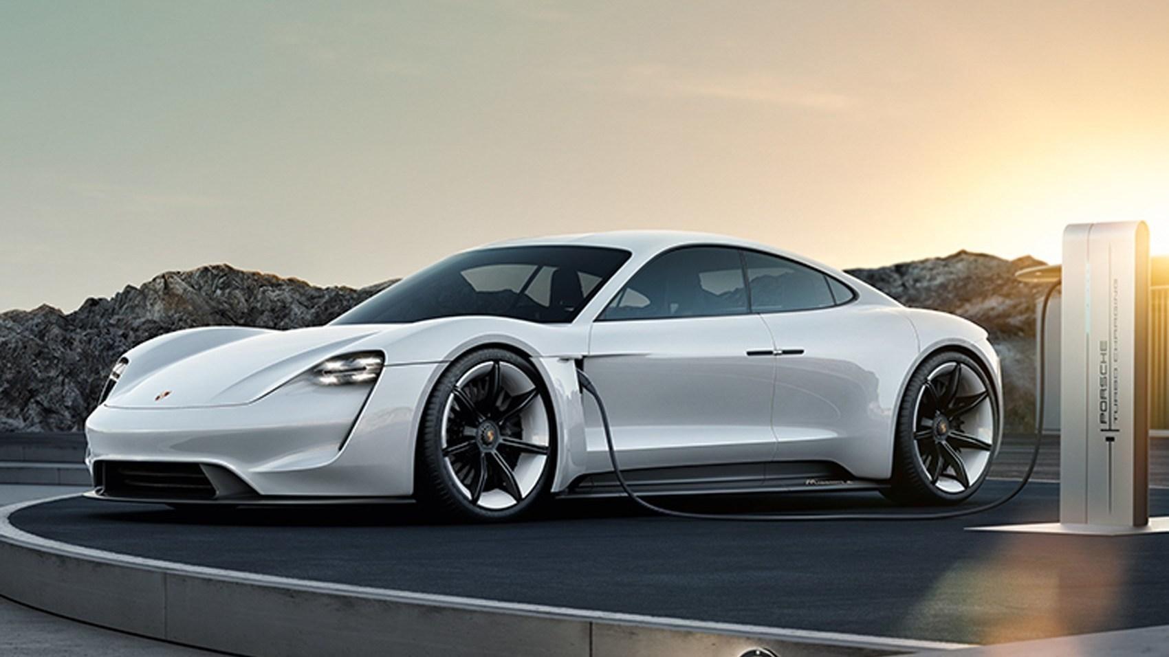 Nå har Porsche åpnet for forhåndsbestilling av Mission E