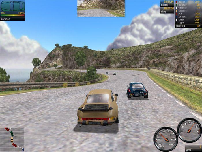 Femte inkarnasjon av Need For Speed-serien dreide seg om Porsche-kjøring, og fint lite annet, men var svært mye penere enn forgjengerne.