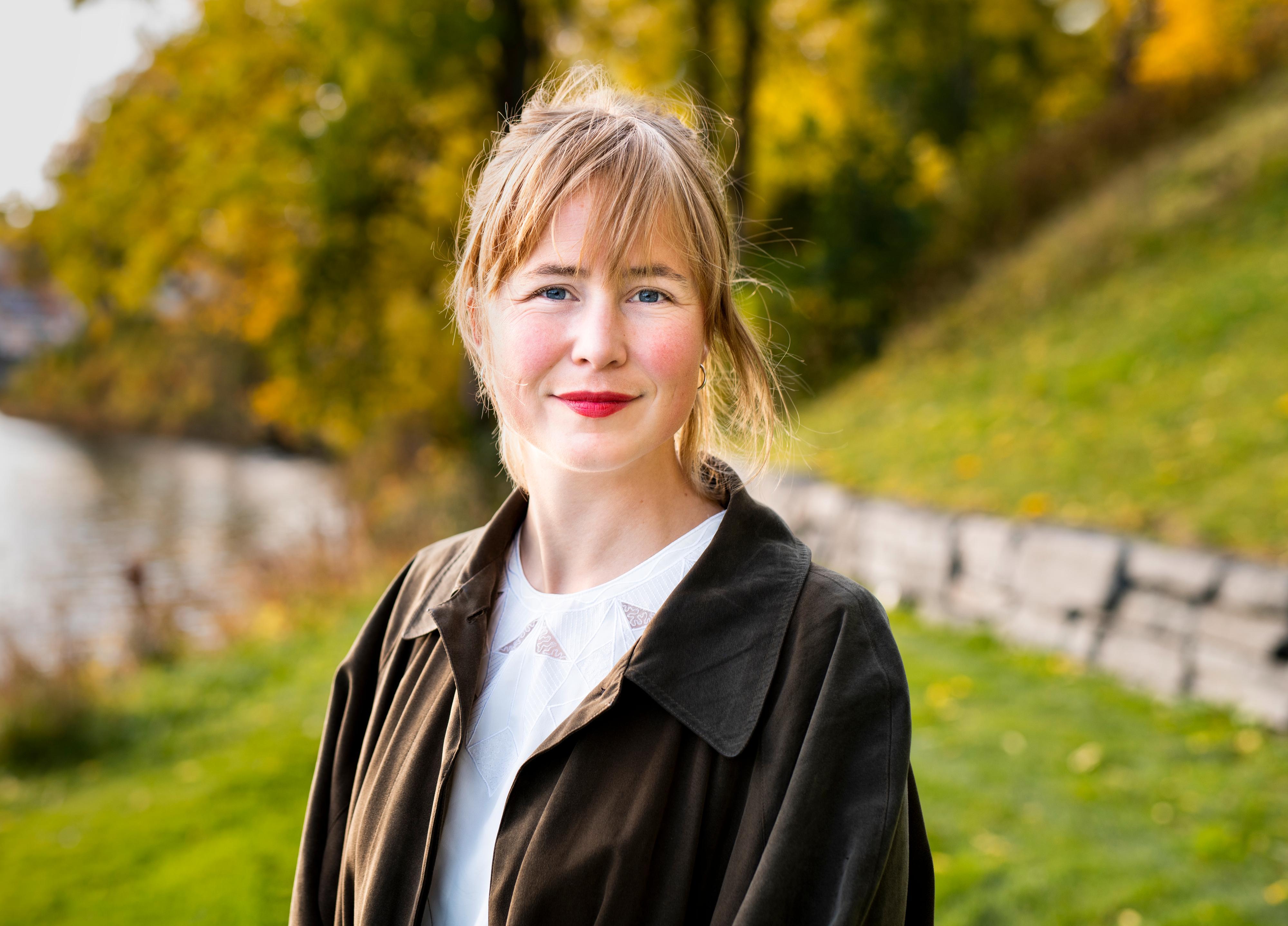 Anja Bakken Riise, leder av miljøorganisasjonen Fremtiden i våre hender.
