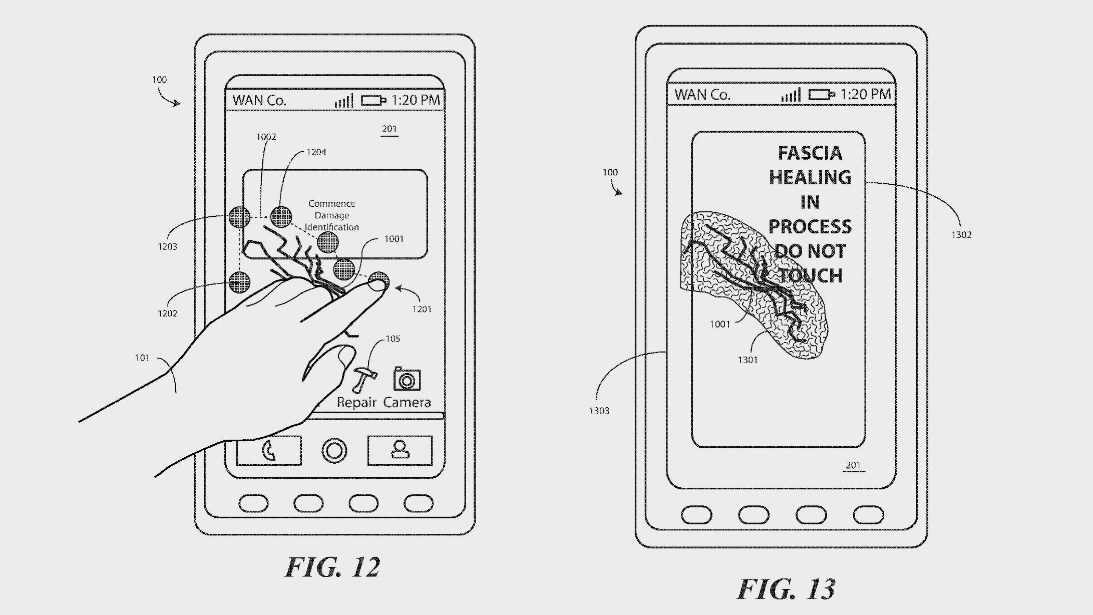 Motorola skal kanskje lage en mobilskjerm som kan reparere seg selv