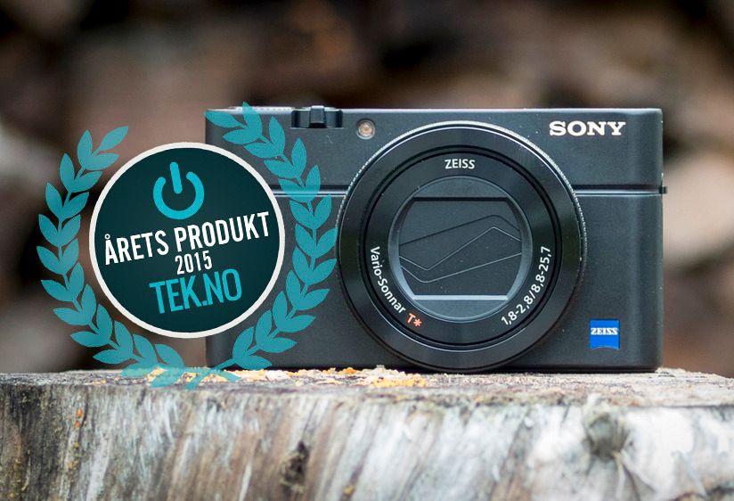 Kameraets fulle navn er Sony Cyber-shot DSC-RX100 IV.
