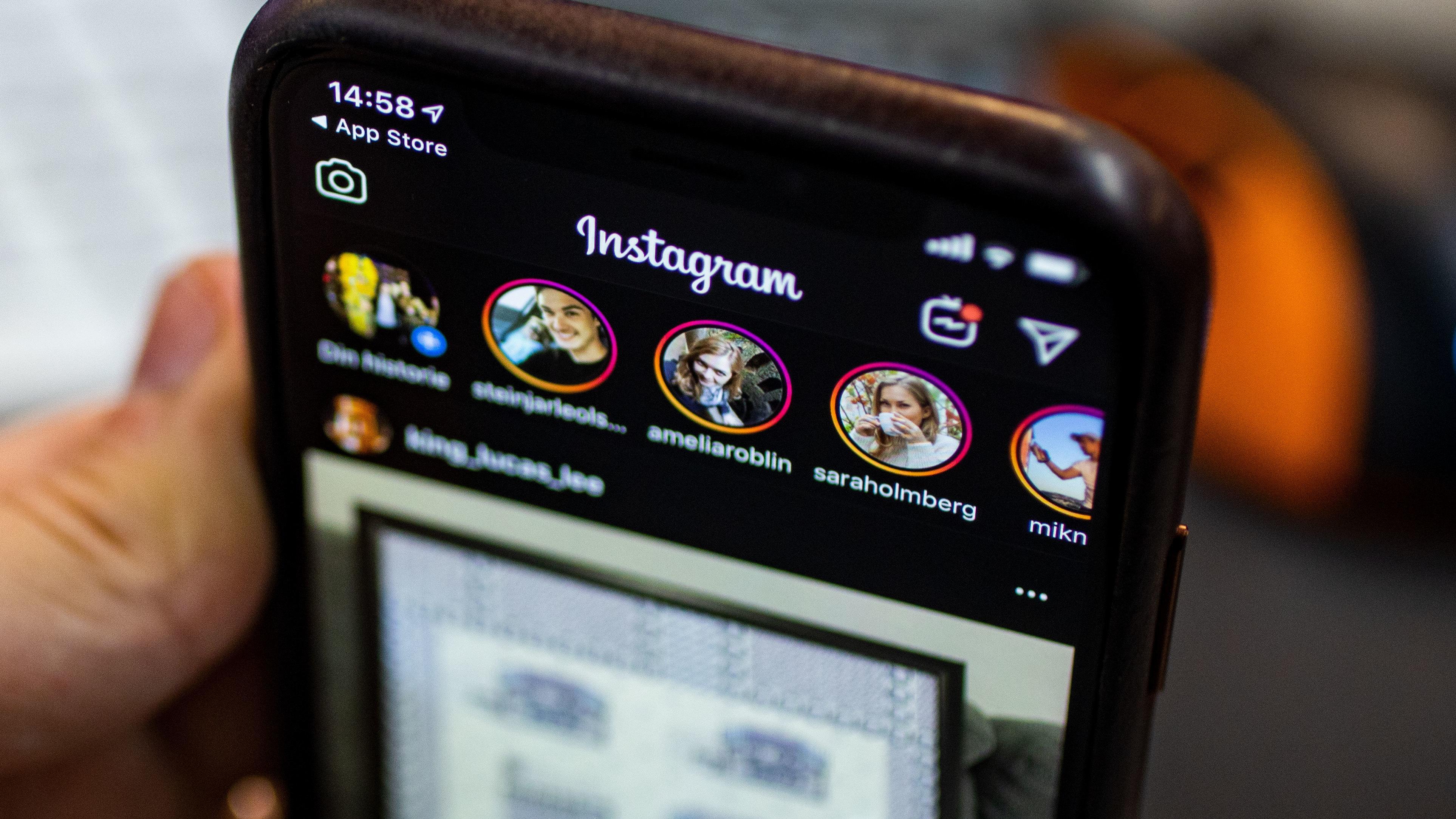 Facebook jobber med Instagram for yngre