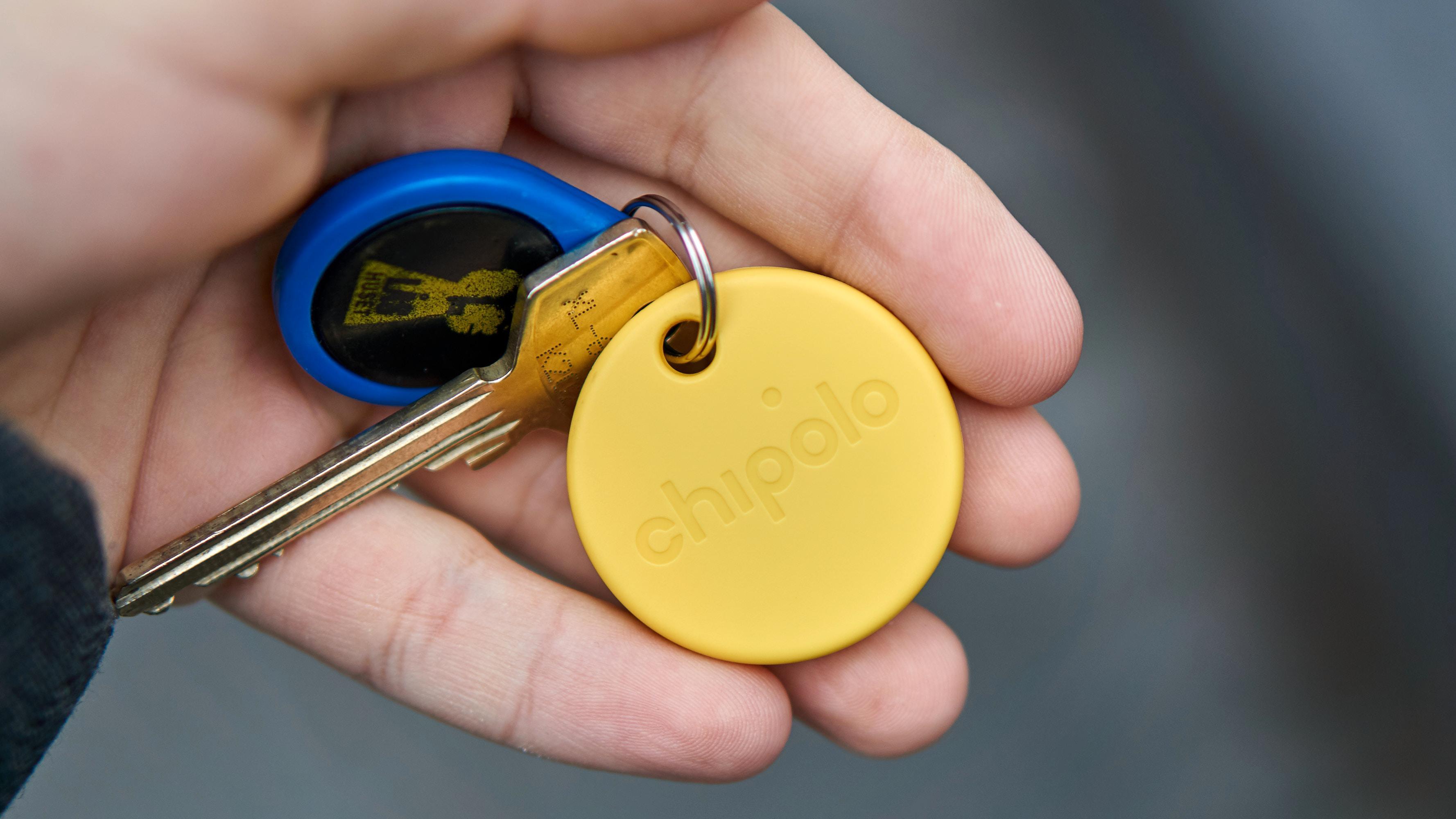 Chipolo One er den nyeste Chipolo-brikken, og hjelper deg med å finne ting. Sånn som nøkkelknippet, for eksempel.