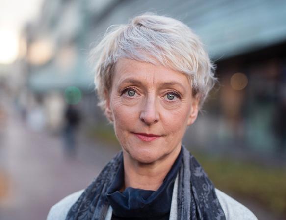 Elisabeth Hauseth er direktør i Forbrukertilsynet.