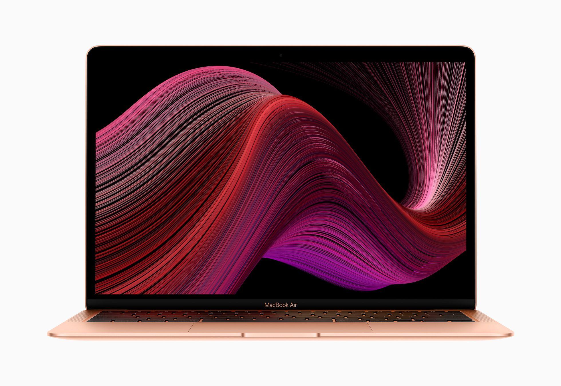 Apple slipper en oppgradert versjon av MacBook Air. Prisen senkes også noe.