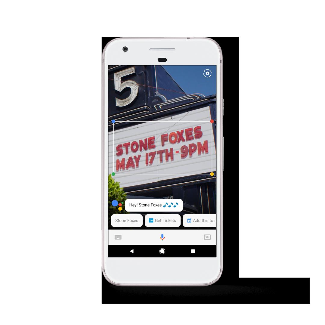 En ny Assistant-funksjon kalt Google Lens lar deg «se» omgivelsene og få nyttig informasjon på sparket.