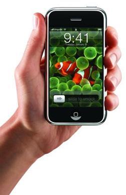 AT&T bekrefter at det kommer en iPhone med 3G. (Foto: Apple)