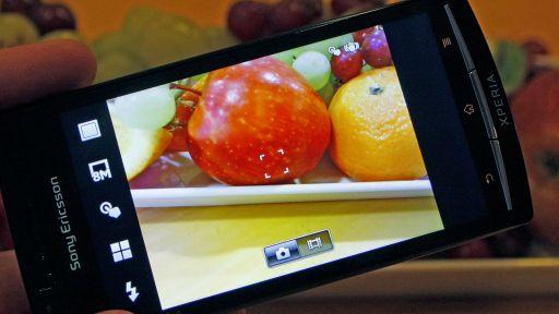 Kameraet tar gode bilder også i svakt lys. Foto: Espen Irwing Swang