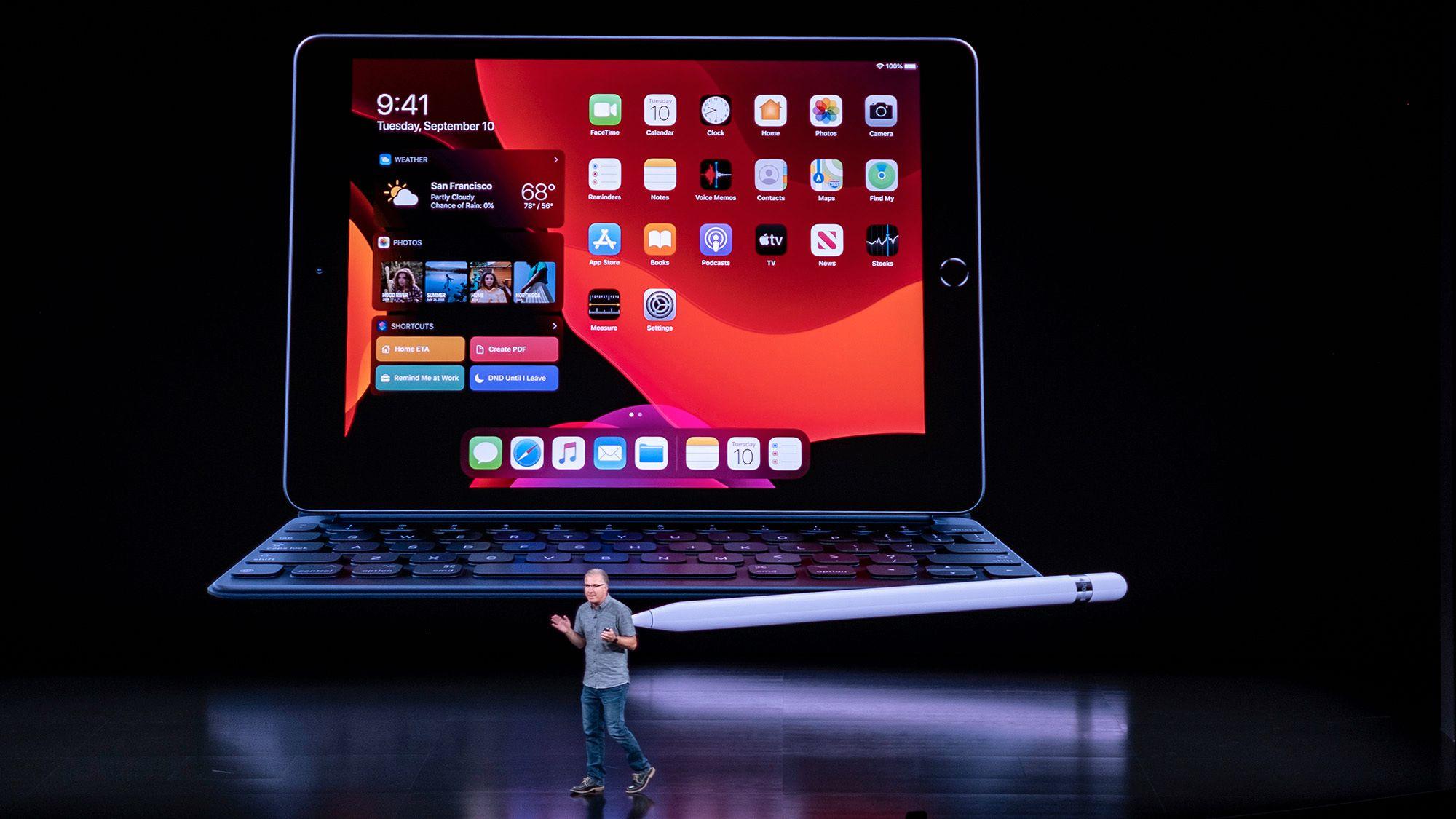 Apple overrasket: Lanserte ny iPad med 10,2 tommers skjerm