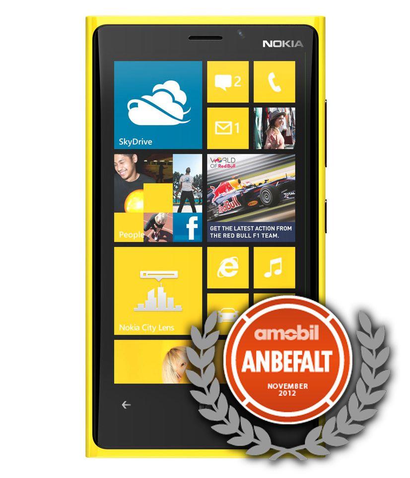 Nokia Lumia 920 Test Tek.no
