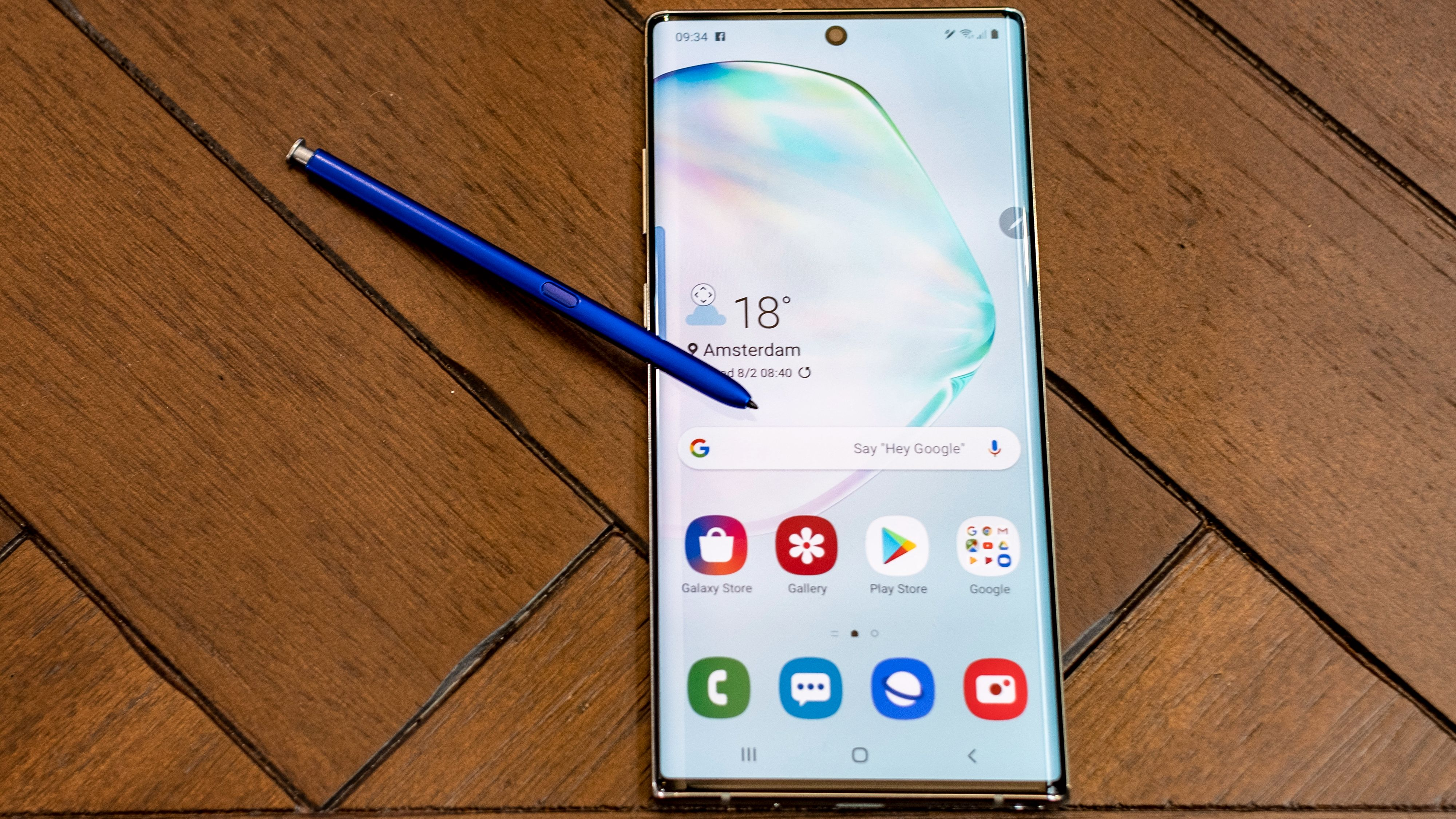 Samsung Galaxy Note 10 og 10 Plus