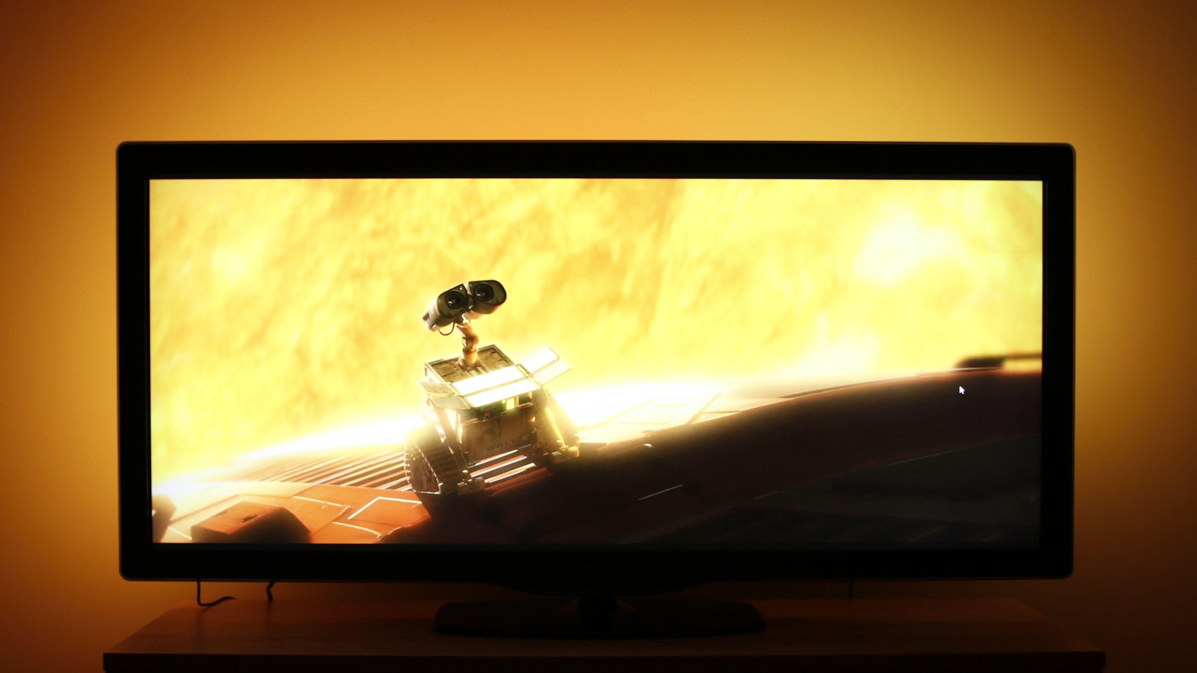 Animasjonsfilmer leker seg gjerne med lys og farger, og da blir det ofte ekstra stas.