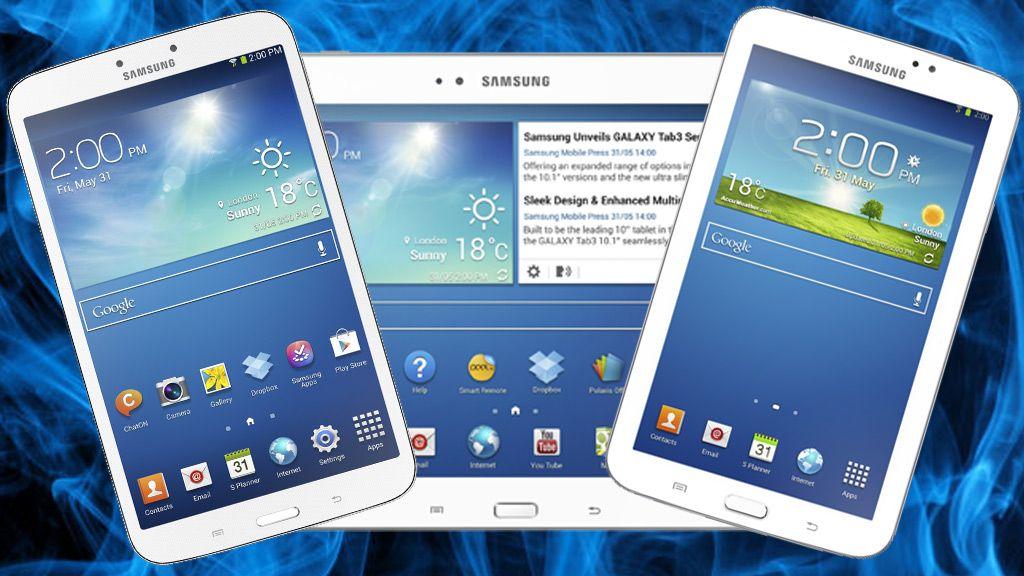 Samsung kutter nettbrett-ordre