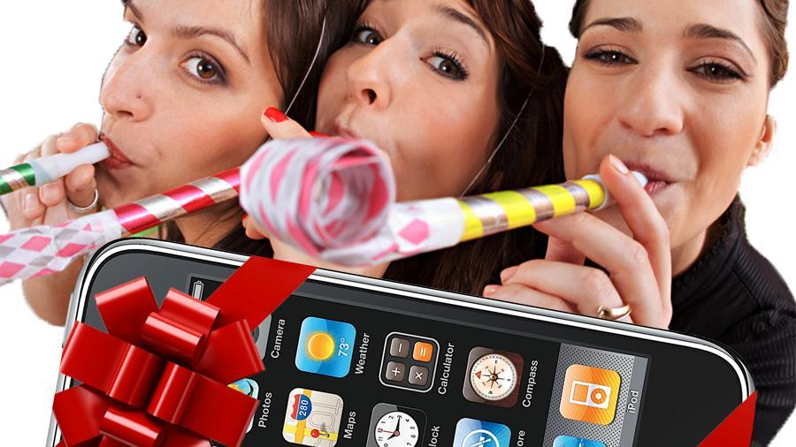 Oppdater Iphone i dag!