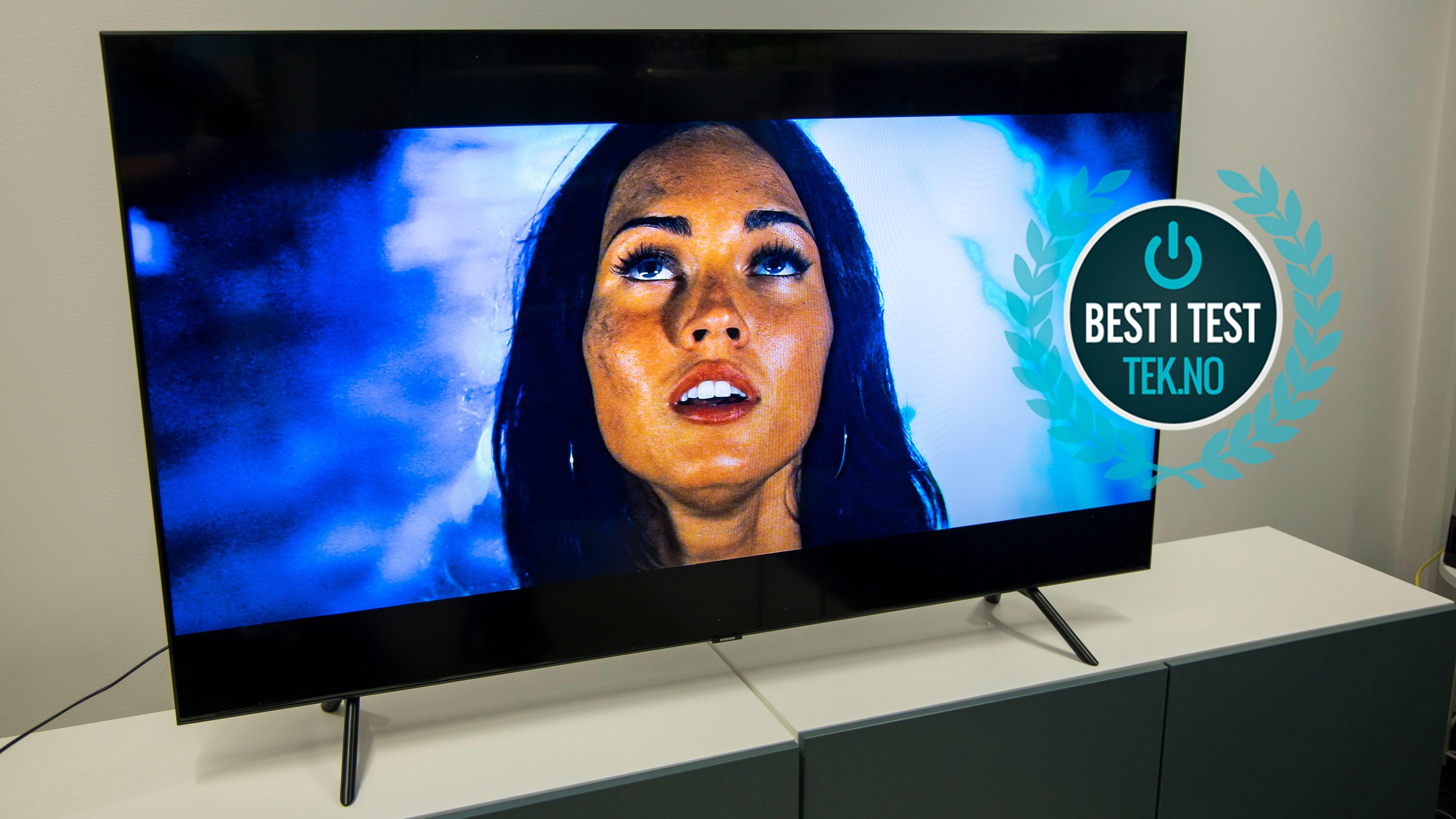 Samsung er testens vinner