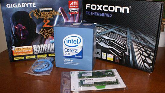 Bygg PC-en selv