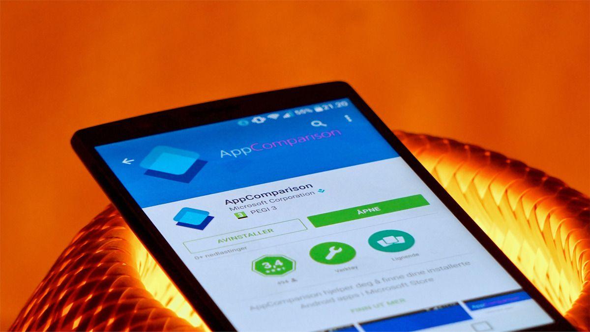 Microsoft håper denne appen skal få deg til å bytte til Windows 10 Mobile