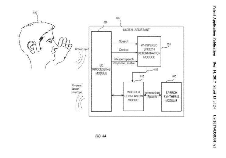 Illustrasjon fra patentdokumentet. Bilde: USPTO