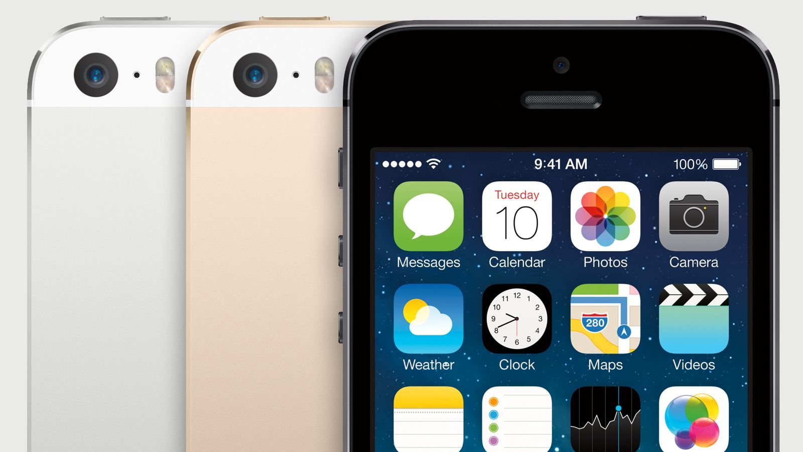 iPhone 5S kan bli mangelvare