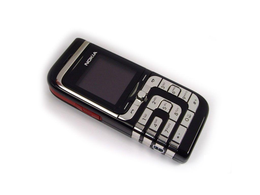Art Deco-modellen Nokia 7260 var både stilig og anvendelig.