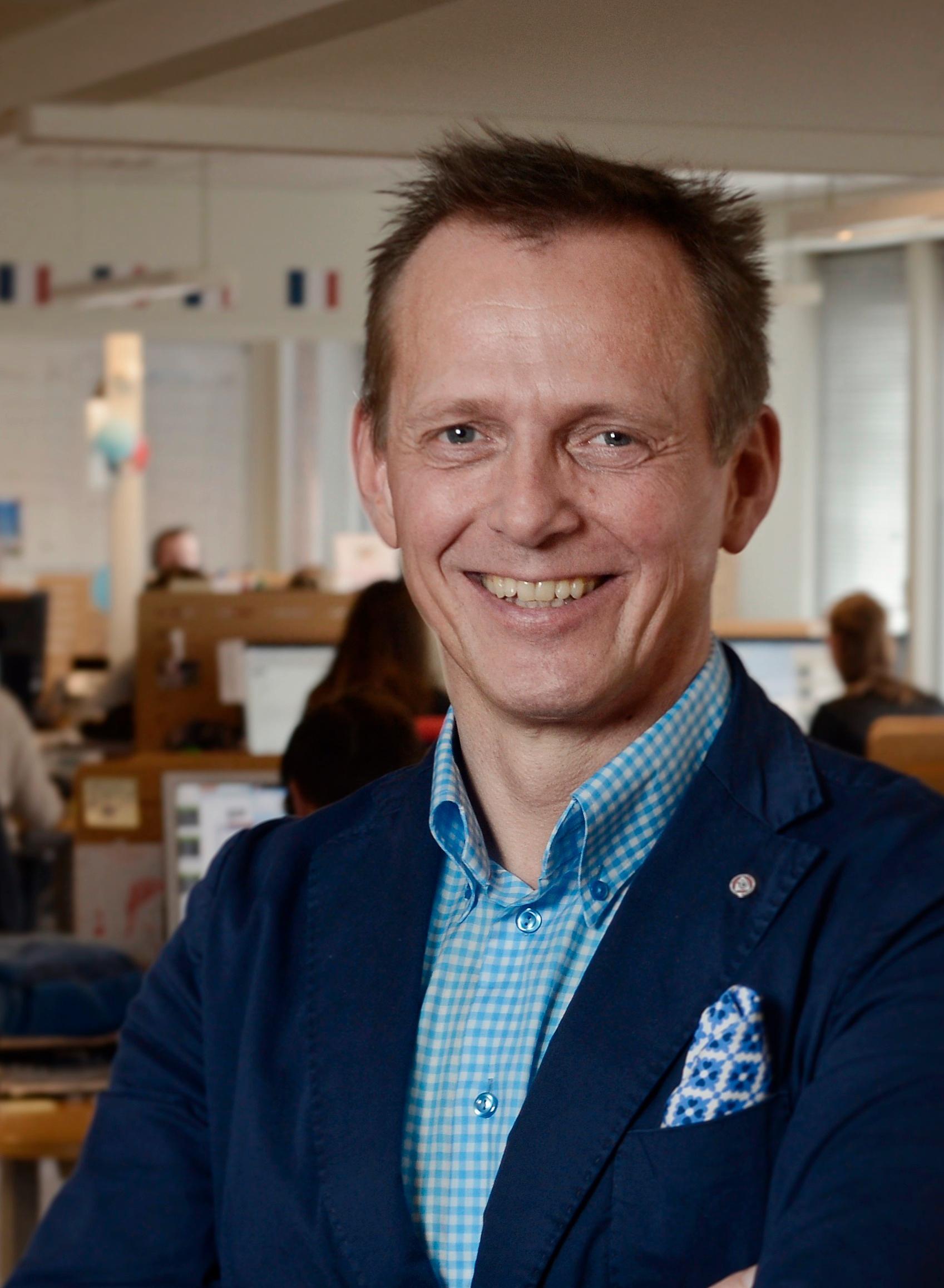 Chess-sjef Arve Andreassen sier Chess jobber med å lansere en tilsvarende rollover-tjeneste.