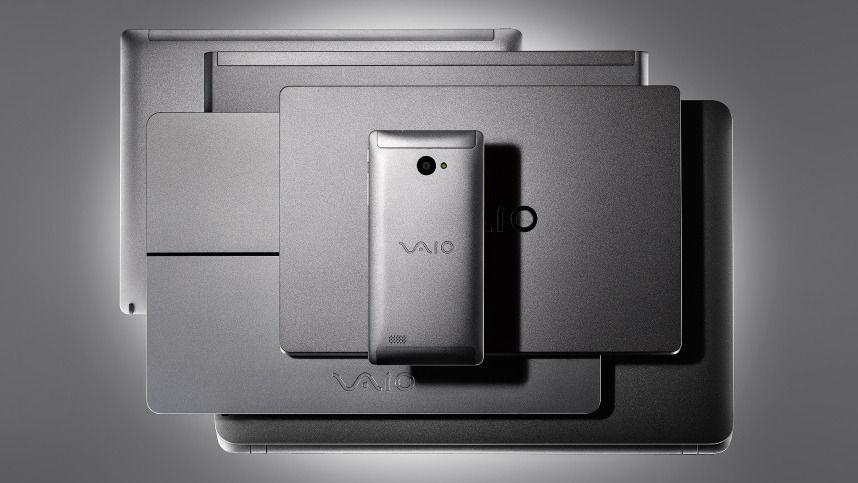 Ny og lekker Windows-telefon med Vaio-stempel
