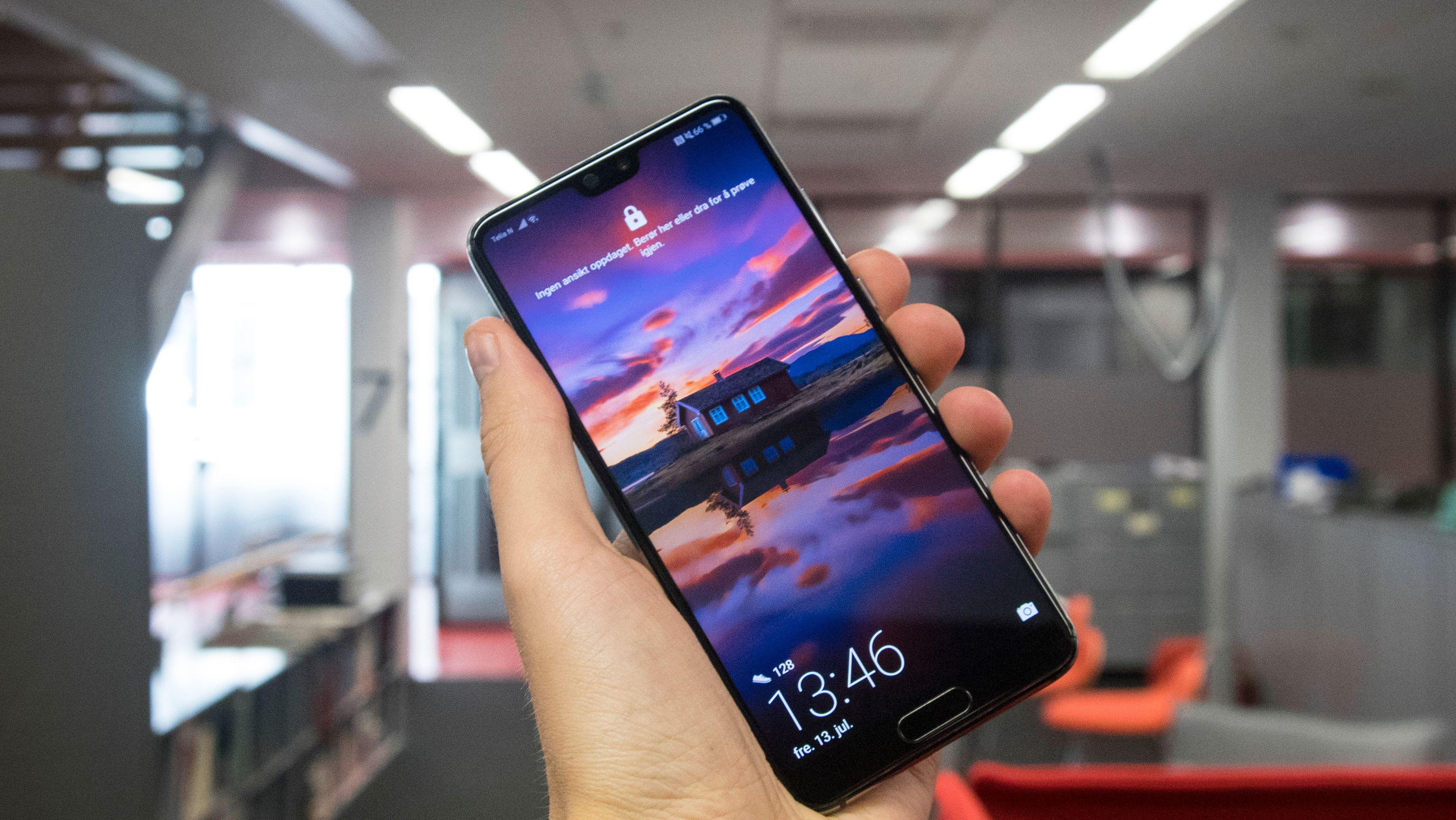 Huawei P20 Pro Test Tek.no