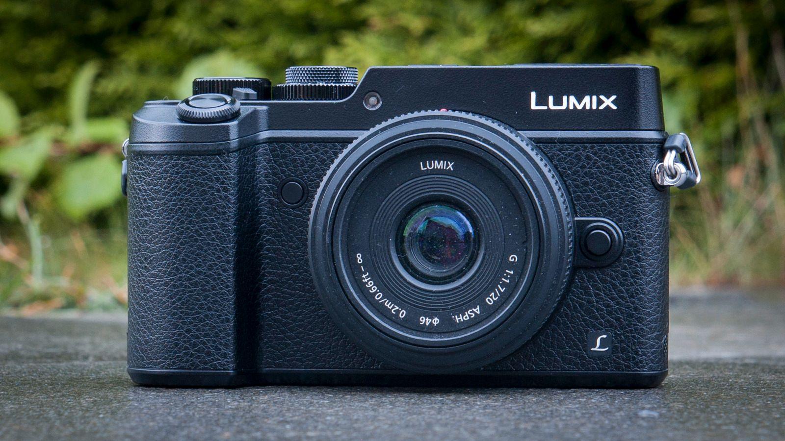 Panasonic Lumix DMC-GX8