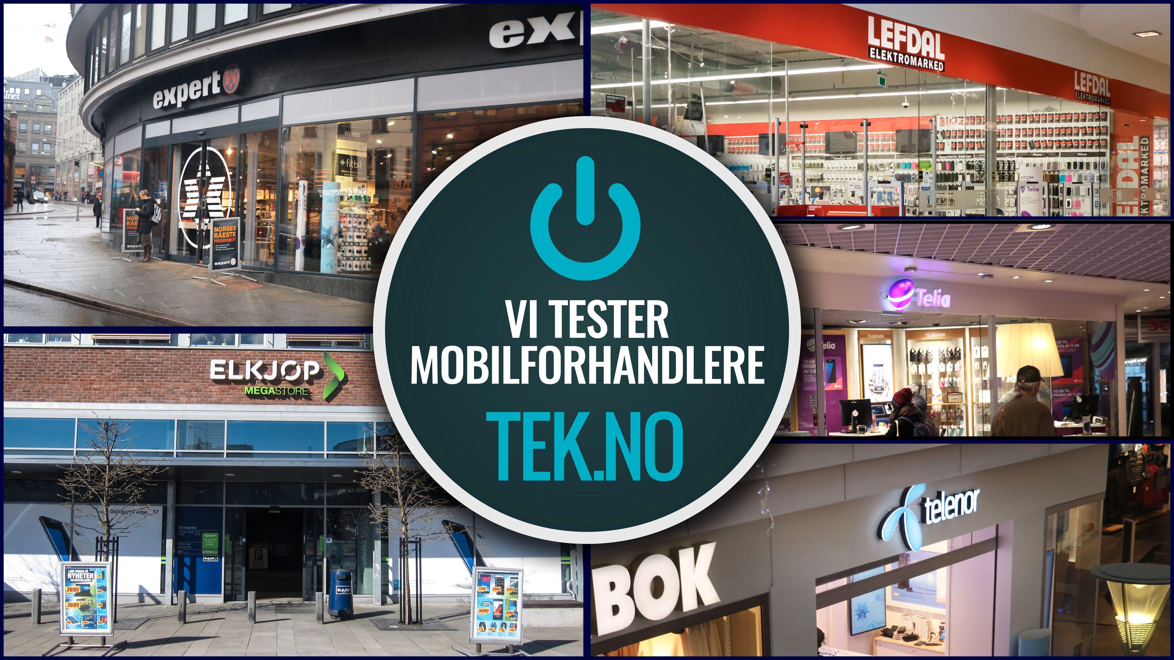 Vi testet forhandlere av mobilabonnement: Ren bingo hva vi fikk anbefalt