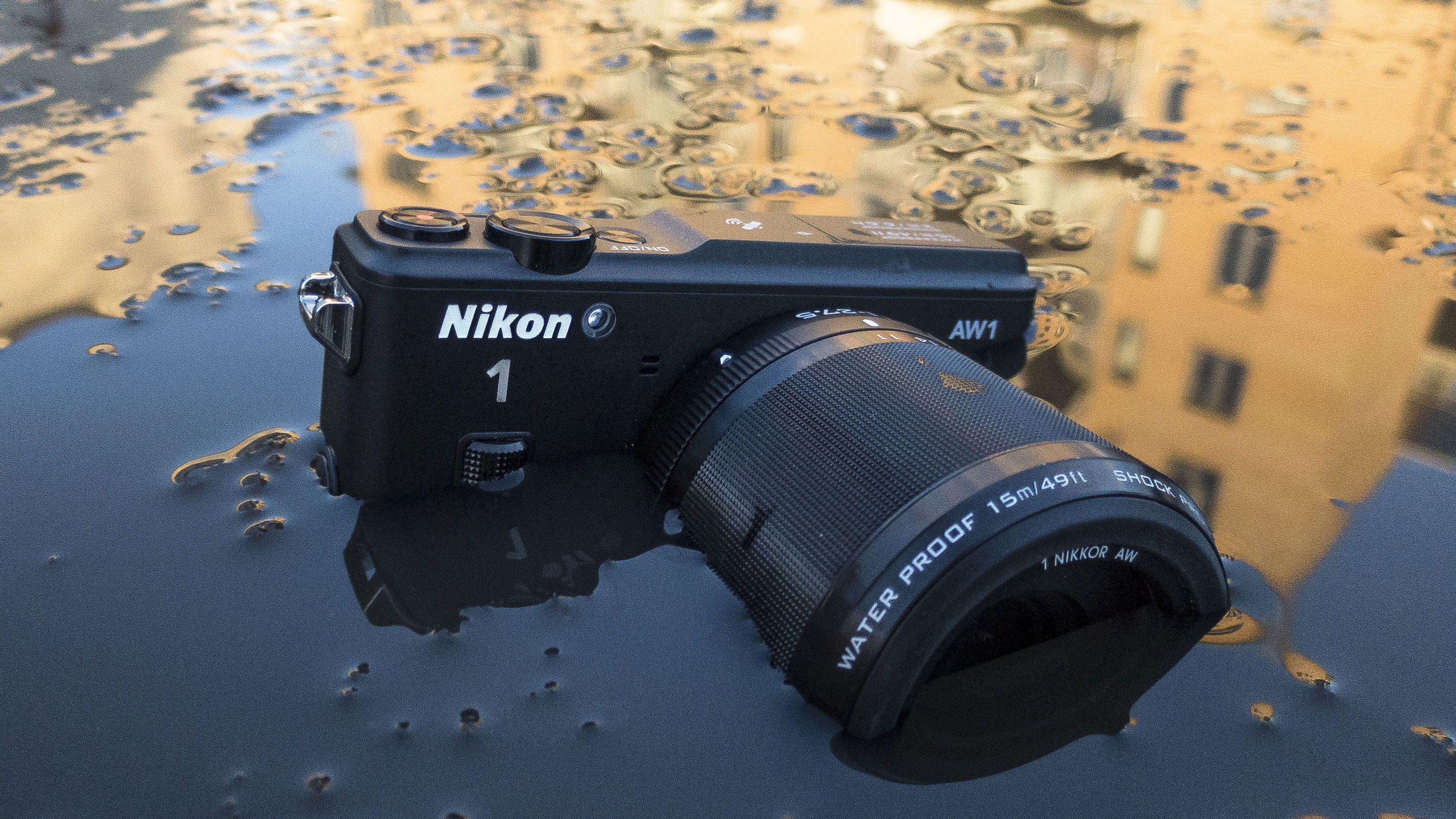 Nikon 1 AW1: Huffa, hva har skjedd her? .Foto: Stig Øyvann / Akam.no
